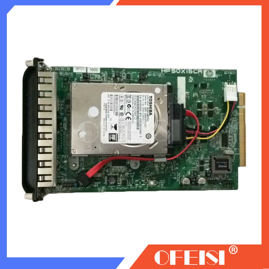 HP CR647-67018 OEM MSG SATA HDD w//FW SV Hard Drive with Firmware