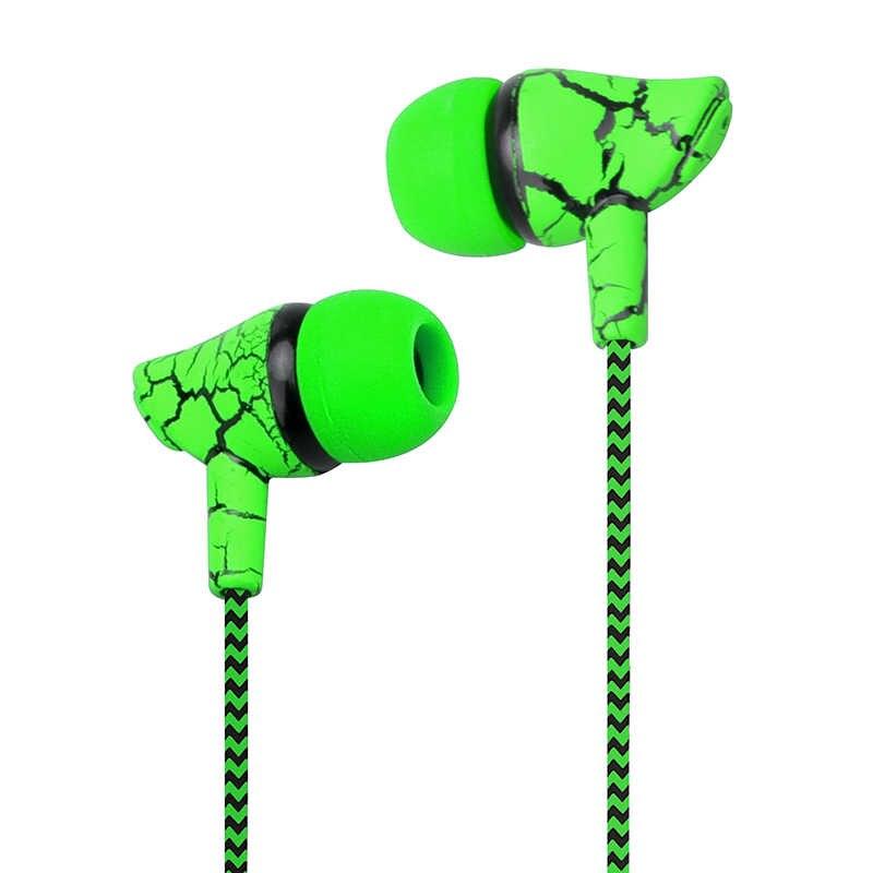 3.5 مللي متر سماعة رأس سلكية باس سماعة أذن تستخدم عند ممارسة الرياضة الكراك سماعة ياربود مع ميكروفون الأيدي الحرة سماعة أذن لأجهزة سامسونج iphone MP3 MP4