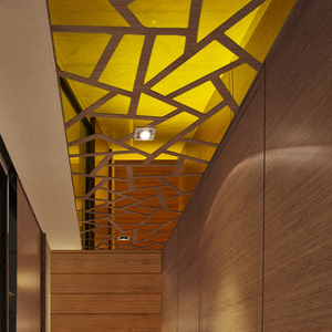 Зеркальные наклейки 3D наклейки на стену обои геометрический угол Акриловая наклейка мозаика для комнаты потолок декор для стен украшение д...