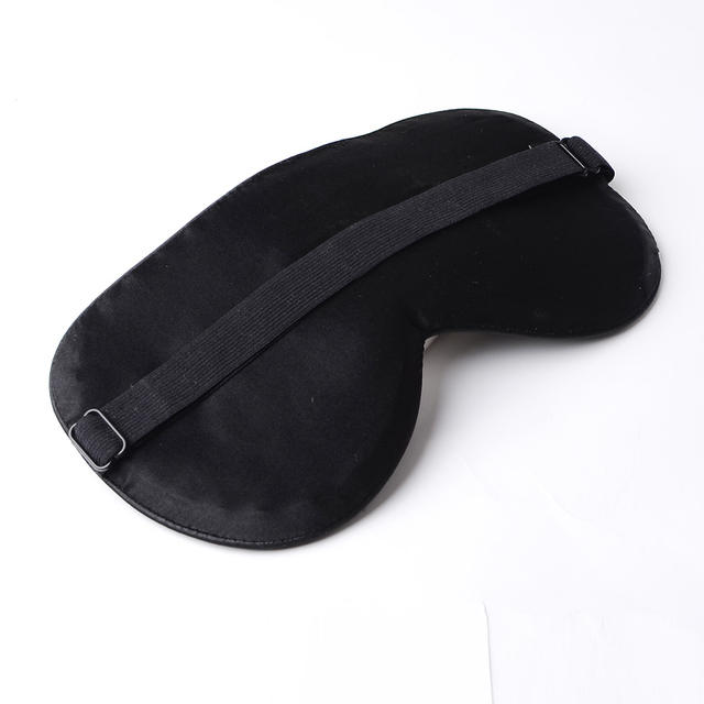 Wide Soft Silk Sleep Mask