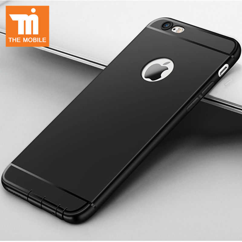 Alta calidad de lujo casos soft gel tpu case para iphone 6 6s para iphone6 6 s p