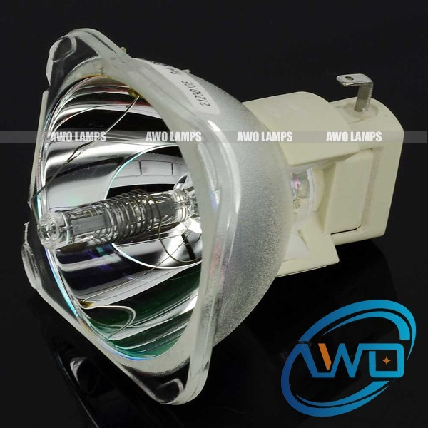 Free Shipping !100% NEW original bare lamp 5J.J0105.001 bulb for projector MP514 MP523 180days warranty купить недорого в Москве