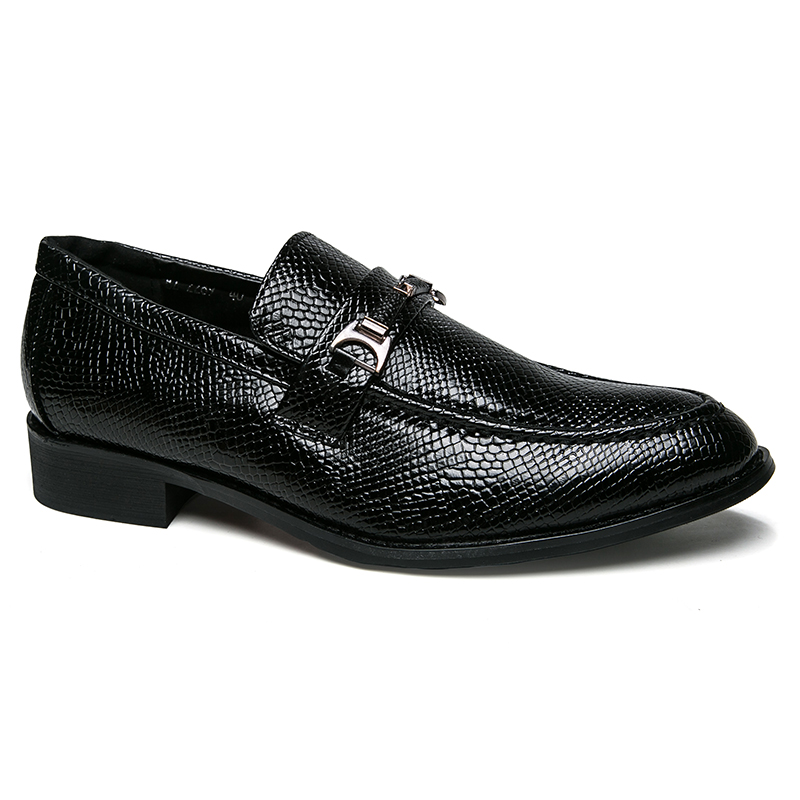 men's snake skin cool platform oxfords patent leather shoes male footwear wedding fashion famous designer brogue shoes for men (27)