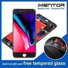 10 Stuk Grade Aaa Vervanging Touch Screen Digitizer Vergadering Lcd Voor Iphone 5 5S 6 6S 7 8 plus Display