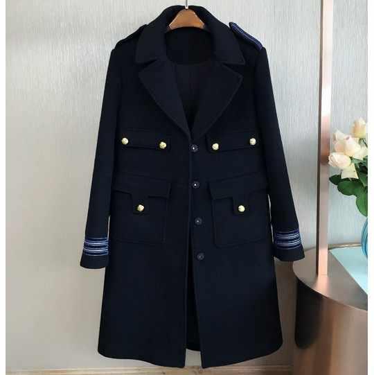 Arlene saten özel kadın Albay rozeti saf bakır metal toka 100% Avustralya İthalat yün coat ücretsiz kargo 348