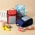 Известный бренд Супер качество портативный 640D оксфорд водонепроницаемый мешок обед толще Тепловой мешок Автомобиля охладитель коробки сумка-холодильник