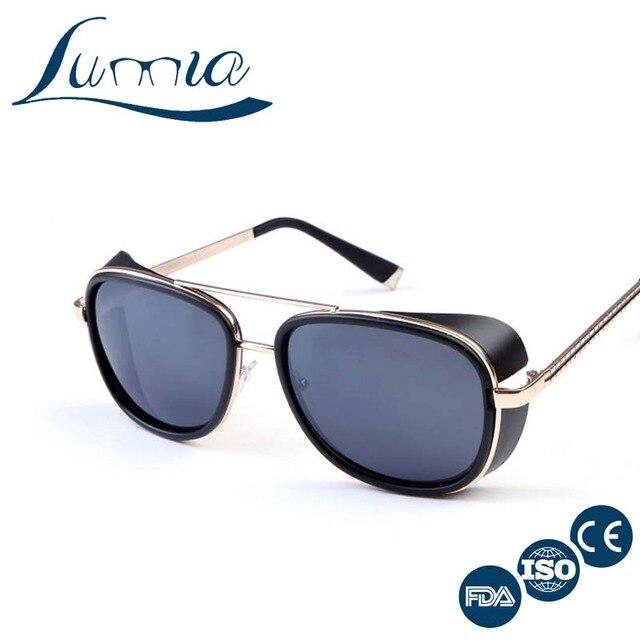8f025122e15 Iron Man 3 Matsuda RAY TONY Sunglass Men Rossi Coating Sungalss Women Vintage  Brand Designer Sun glasses Oculos Masculino Gafas