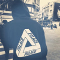 High Quality 2016 Mens Palace Skateboards Hoodies Male 100% Cotton Triangle Sweat Palace Sweatshirt Palace Hoodies S-XL