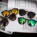 2016 hot! Óculos De Sol Dos Homens óculos De sol de Madeira de bambu Óculos De Sol Masculino Óculos De Sol Mulheres Gafas de sol óculos de madeira De Madeira