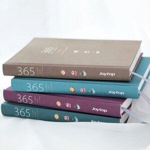 Image 1 - חמוד מכתבים מחברת 365 מתכנן Kawaii A5 חודשי שבועי יומי יומן מתכנן 2019 מחברות כתבי עת ספר