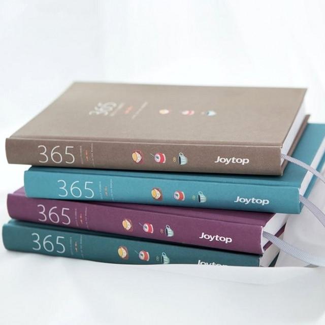 חמוד מכתבים מחברת 365 מתכנן Kawaii A5 חודשי שבועי יומי יומן מתכנן 2019 מחברות כתבי עת ספר