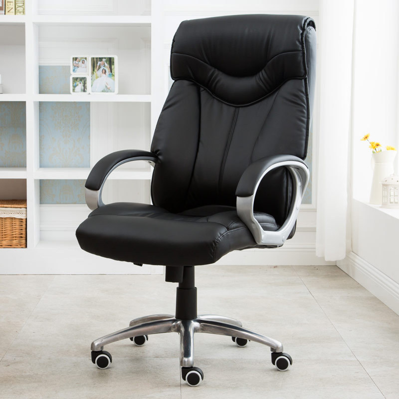 Soft Modern Fashion Boss Chair Household Leisure Lying Office Chair Lifting Swivel Ergonomic Computer Gaming Chair