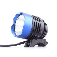 USB Light 2in1 T6 1200LM USB LED Headlamp 3 Modes Headlight Bicycle Bike Light Lamp with Rubber O-rings For Cycling(China)