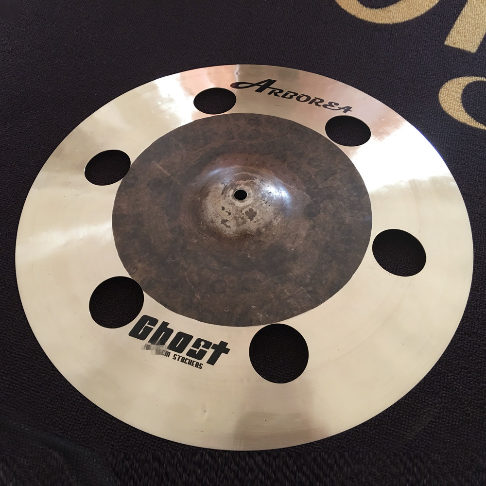 Arborea Raw drum cymbal, Ghost 16O-ZONE CYMBAL arborea ghost cymbal set on sale