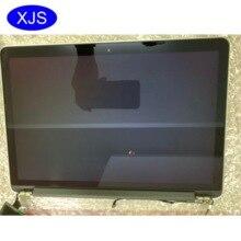 Оригинальный ЖК-экран A1398 в сборе, б/у, для Macbook Pro Retina 15 дюймов, A1398, ЖК-дисплей в сборе с серебряной пленкой 2013-2015