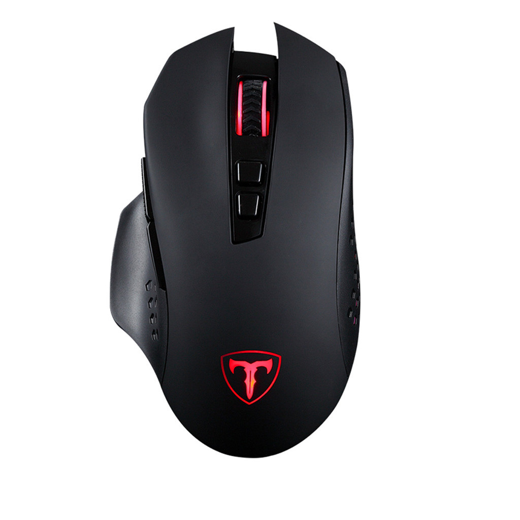 2.4GHz Wireless X11 Usb Optical Ergonomic Gaming Mouse 800/1200/1600/2000/4800DPI 7 Buttons Game Mause Gamer Laptop Computer LOL