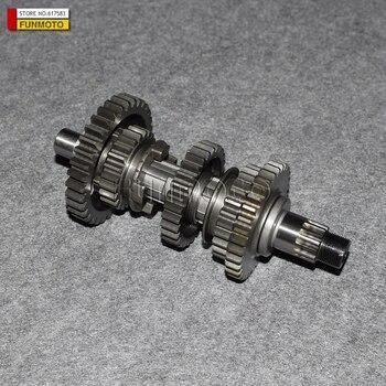 Contraeje o Eje del engranaje para JIANSHE250/LONCIN 250 ATV JS250 el nombre del modelo del motor es 171FMM JS-FG las piezas no es FG-520000-0