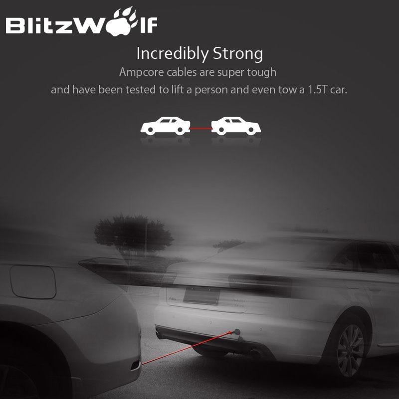 Image 5 - BlitzWolf кабель USB тип С кабель 1m 1.8m для зарядки мобильного телефона для Xiaomi для Macbook-in Кабели для мобильных телефонов from Мобильные телефоны и телекоммуникации on AliExpress