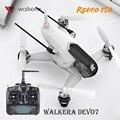Rodeo 150 CANALES Walkera Devo7 Control Remoto de Carreras de 5.8G FPV Mini Drone Drone con Cámara 600TVL VS DJI Phantom 4