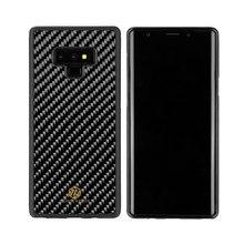9 Mcase Anti-Deslize para Samsung Nota Galáxia Caso Tampa Traseira de Luxo Verdadeiro Caso De Fibra De Carbono para Samsung Nota caso 9 6.4 polegada