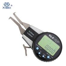 10 20 ملليمتر/0.005 ملليمتر digimatic الرقمية داخل الفرجار مقياس الالكترونية مع تدوير الهاتفي قياس قياس القطر الأخدود أدوات
