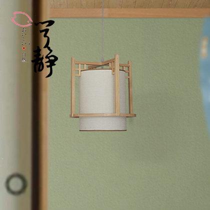 Modern Japanese style pendant light Oak Wood lamp E27 socket lampholder Hanging light luminaire pendientes Decoration lamparas vintage pendant light oak wood retro lamp 100cm wire e27 socket hanging triangle rope light fixture 100 240v luminaire lamparas