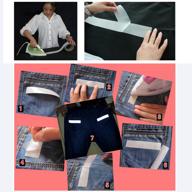 3M Safety Reflective Heat transfer Vinyl Film DIY Silver Iron on Reflective Tape For Clothing 1