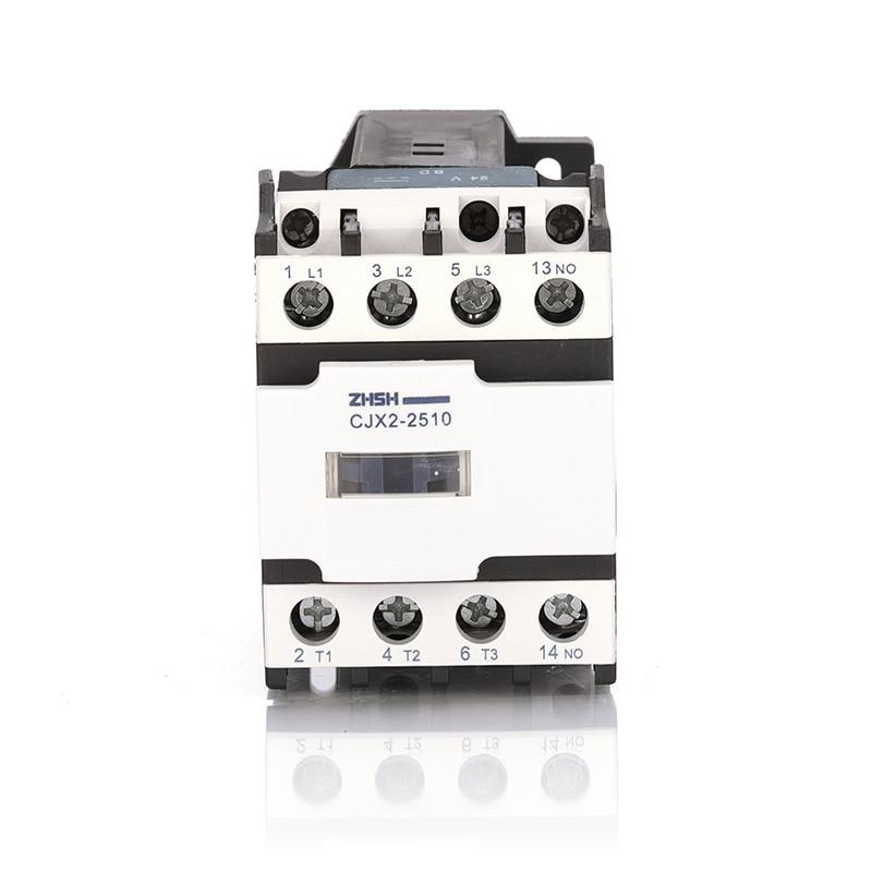 цена на CJX2-2510Z low voltage DC contactor LP1-2501Z CJX2-D25Z low voltage power distribution components
