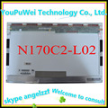 17.0 ''pantalla lcd portátil N170C2-L02 LTN170BT08 LP171WP4 LP171WX2 LTN170X2-L02 B170PW06 LP171WP4 pantalla del portátil 1440 900*1 CCFL
