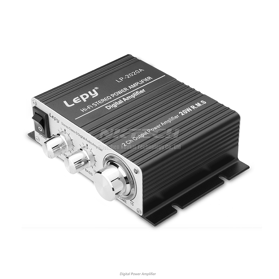 Lp 2020a Lepy Car Power Amplifier Digital Player Hi Fi Stereo Class Lp2020a Tripath Classt Hifi Audio Mini With Supply Chip Provides Efficient Powerful Sound Support Both L R Rca And 35mm Inputs Light Weight Sturdy Aluminum Enclosure