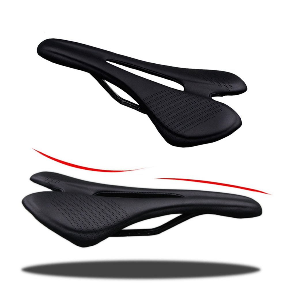 NO LOGO Comfort MTB Bike Wide Bicycle Seat Carbon Fiber Biking Saddle Bike Seat Cycling Saddle Seat Cushion Road Bicycle rxl sl bicycle saddle full carbon fiber road mtb bike saddle cycling bike seat saddle cushion bike parts about 105g