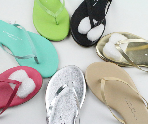 0a46635a6 Free shipping Sheepskin flip flops and simple flat with antiskid lady  dragged Leather Flat beach Clip toe flip flops women shoes