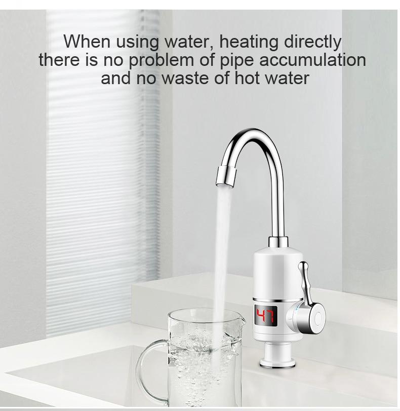 sconto Acqua calda Elettrico 8