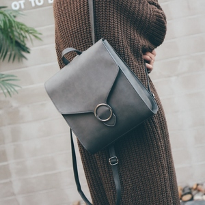Модный женский рюкзак 2020 искусственная кожа ретро Женская сумка школьные сумки для девочек-подростков Высокое качество дорожные книги рюкзак сумки на плечо