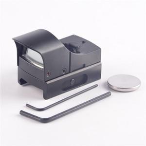 Image 4 - CBSEBIKE เลนส์ Riflescope Holographic Sight Micro Reflex ขอบเขตระดับ MINI ปืนไรเฟิลการล่าสัตว์ Dot Collimator