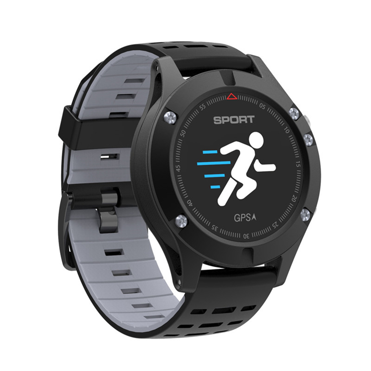Smart Watch men NTNO.1 F5 Android smartwatch GPS Heart Rate Monitor Pedometer Temperature altitude measurement For IOS Android