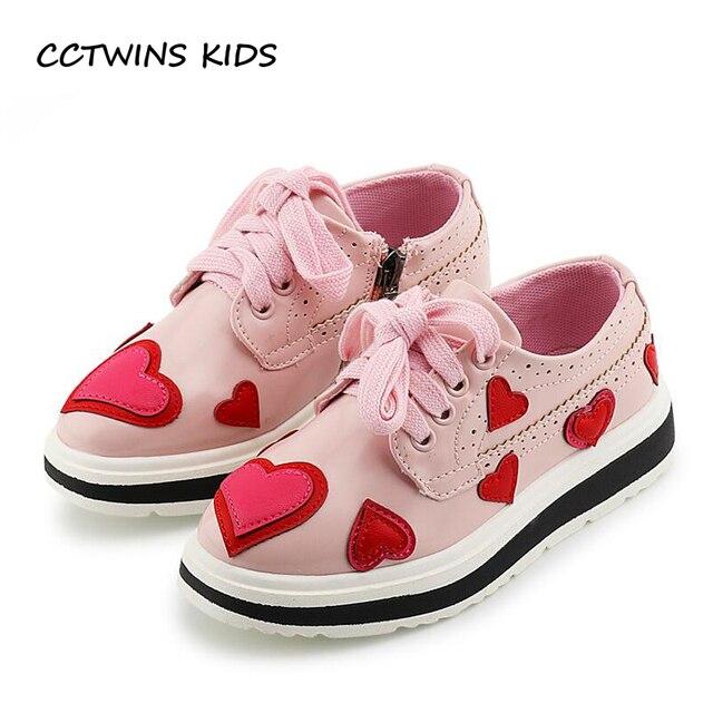2017 nouvelles chaussures nettes pour enfants à l'automne chaussures pour enfants 3OrAI1z