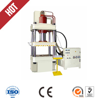 Dry Powder Plastic And Rubber Automatic Hydraulic Press Machine