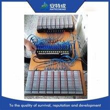 Antecheng автоматически sim коммутатор 256 ПУЛ/sms gsm sim-банк 256 работает с 8 порты и разъёмы модем Пул