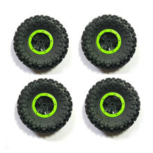 (4 pieces) Wheel For HB P1801 RC Car 2.4G Rock Crawler Car 4 WD Monster Truck 1:18 Off-Road Vehicle