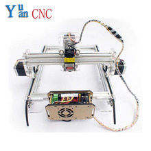 2125 DIY Laser Engraving CNC machine, mark cutting machine, mini-plotter Wood Router V4 control system(China (Mainland))