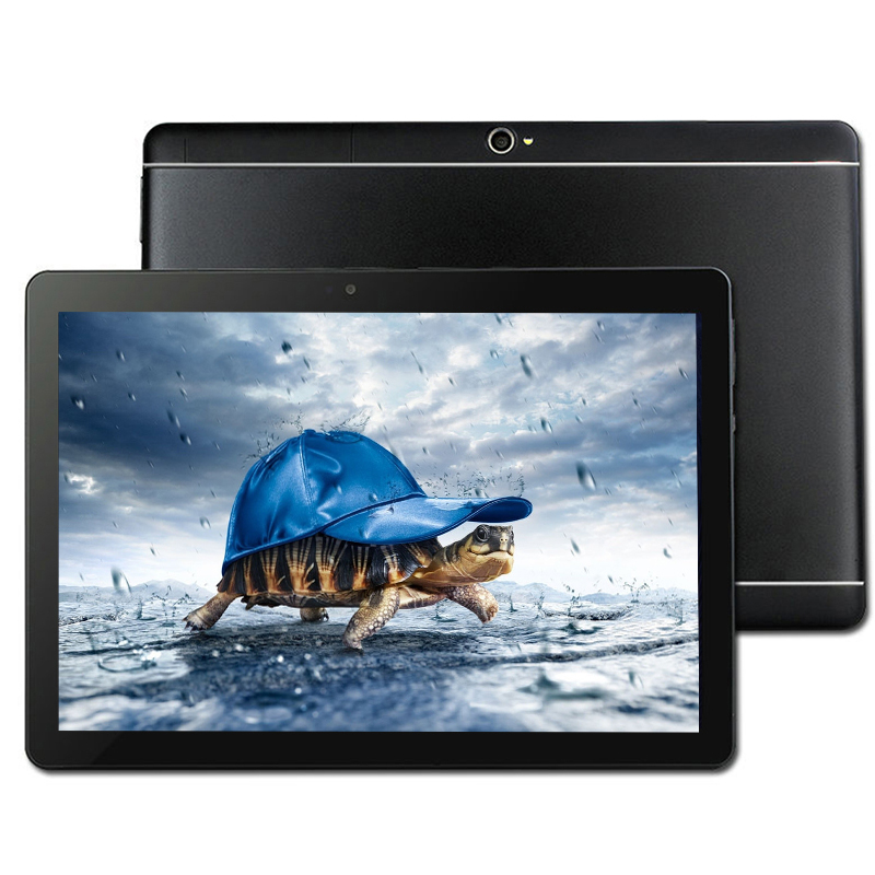 MT6753 Octa Core 3G 4G LTE Tablet 4GB RAM 64GB ROM 1920X1200  8MP Android 7.0 10.1 inch gps S109 Mobile phone tablet