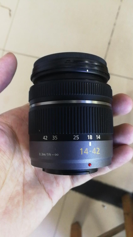 USED Panasonic Micro Four Thirds 14 42mm Zoom Lens F3 5 5 6 ASPH MEGA O