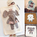 New Soft Newborn Baby Blanket Children Baby Bedding Set Cobertor Aden Anais Swaddle Knitted Baby Swaddles