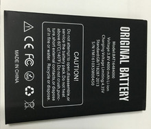 100% Original Backup DOOGEE X5 Max pro Battery 4000mAh Smart Mobile Phone For DOOGEE X5 Max + + Tracking No
