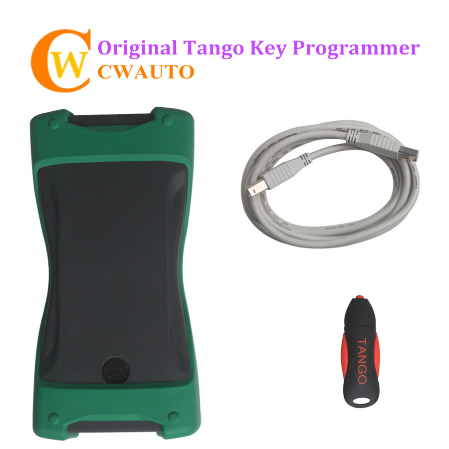 Original Tango Key Programmer V1.107.7 Basic Software Update Online