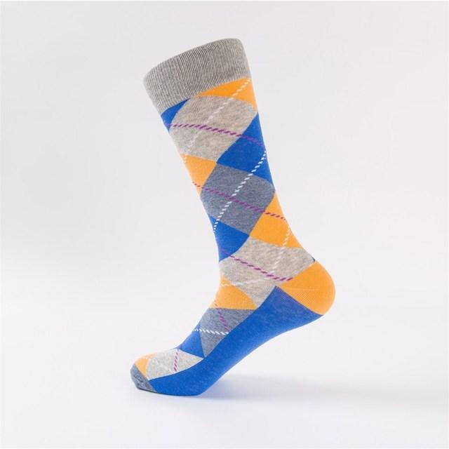 1806LGY Cotton Socks