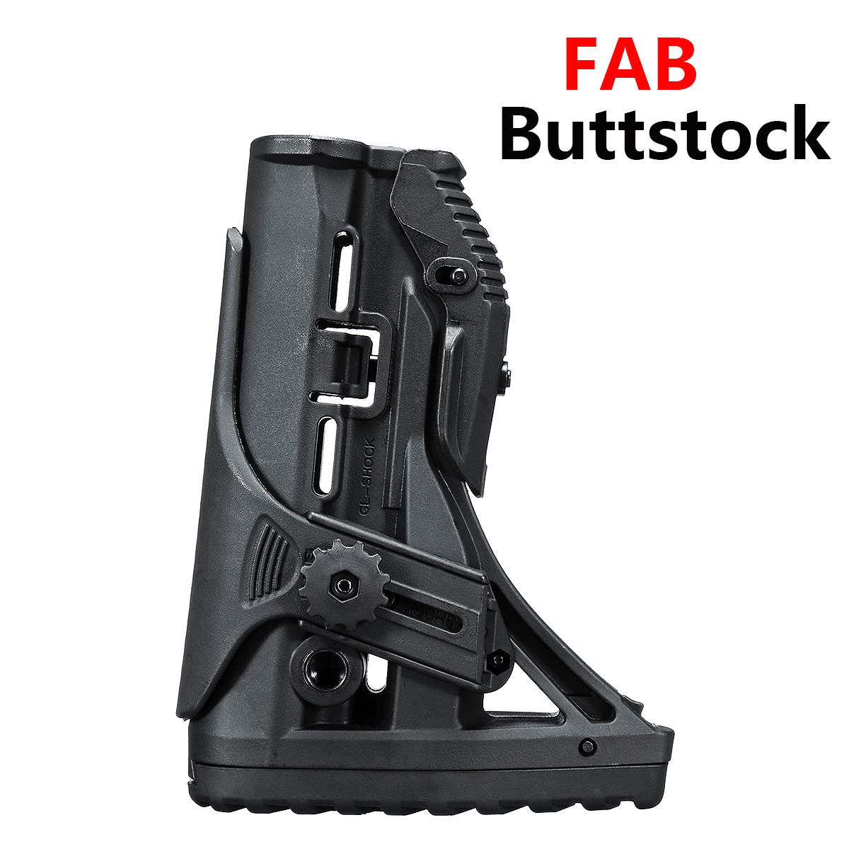 Tactical Nylon Buttstock for JinMing Gen8 M4A1 Replacement Accessories