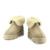 Gogc 2017 raquetas de nieve de las mujeres botas de invierno con pieles de lana cómodo tobillo botas de mujer de cuero genuino de las mujeres zapatos de invierno casual