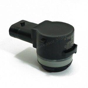 Image 3 - 4 piezas A0009059300 nuevo SENSOR de aparcamiento PDC para MERCEDES BENZ